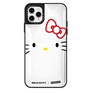 Hello Kitty puffy cell phone case